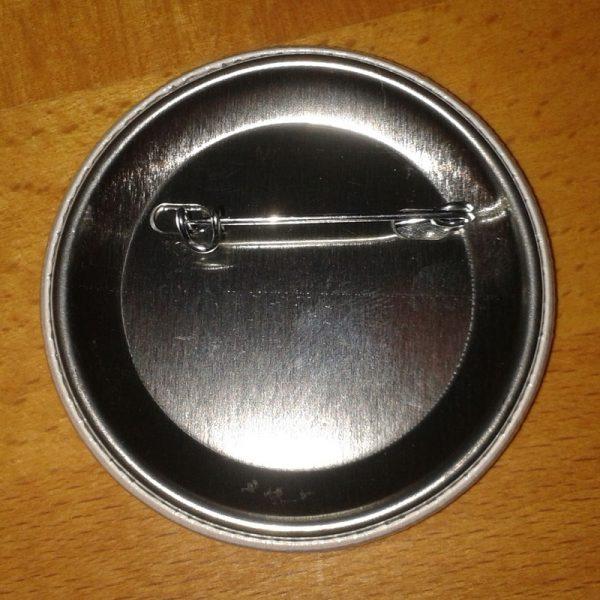 Button Vogelhand 2