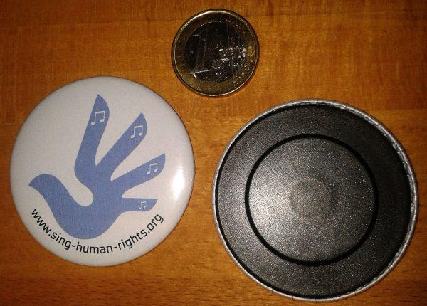 Magnet Vogelhand
